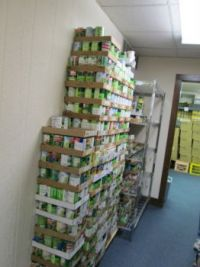 food pantry - green beans