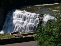 Falls at Letchworth State Park