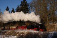 Harz Mountain steam