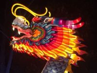 Philadelphia Chinese Lantern Festival - Dragon Head!