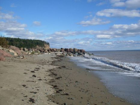 Fundy Beach, smaller