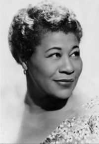 Ella Fitzgerald 100th birthdate is April 25th