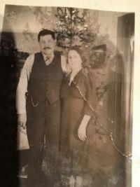 Vintage photo - my grandparents