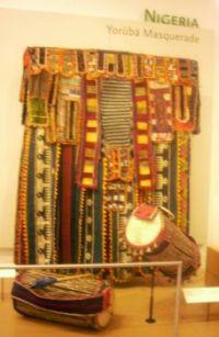 Nigerian display