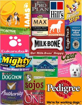 dog food brands