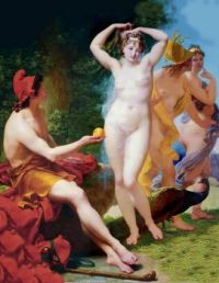 Regnault- The Judgement of Paris (1820)