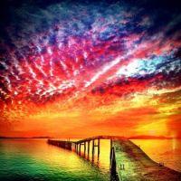Rainbow Dock