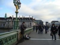 On Westminister Bridge