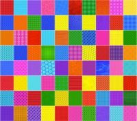 Color Squares  (XL)