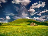 wallpaper hill