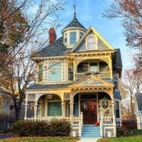 Beautiful Victorian house in St. Paul Minnesota