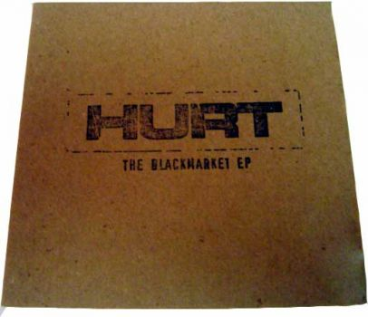 HURT- The Blackmarket EP