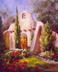 Adobe House