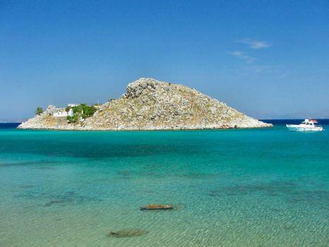Agia Marina, Symi