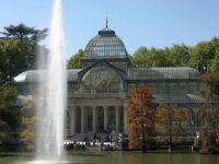Madrid: Palacio del Cristal del Retiro
