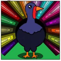 Have a Colorful Thanksgiving!