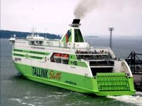 Estonia Tallink Shuttle