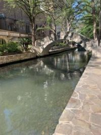 San Antonio Riverwalk and Coronavirus