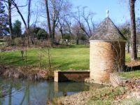 Pond at Historic Williamsburg VA