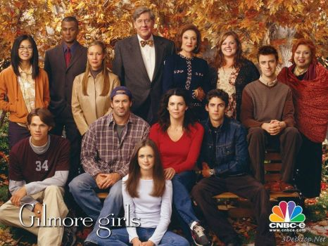 Shows to Watch: Gilmore Girls