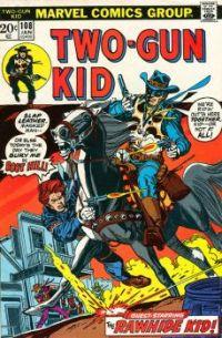 Two-Gun Kid And The Rawhide Kid