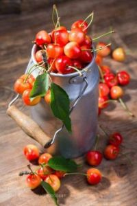"""Themes """"All things Red""""   - Cherries for you!"""