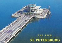 St.Petersburg Pier in Florida