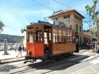 Soller Tram, Mallorca
