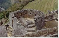 Machu Picchu Sun Temple