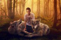 Stiles, Derek, Isaac by chouette-e