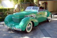 1936 Cord 810 Roadster