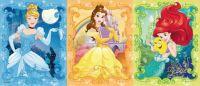Cinderellla, Belle, Ariel