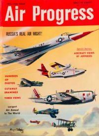 1955-56 Air Progress cover