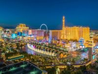 It would take more than 400 yrs to stay a night in all of Las Vegas's hotel rooms