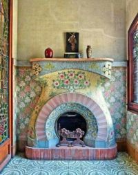 Girly Fireplace