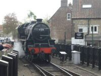 Steam Engine at Pickering