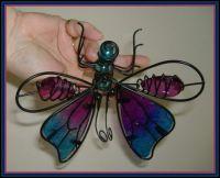 2021 - Seasonal - Spring - Garden - Butterfly 2 (Large)