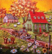 Christine Genest Art