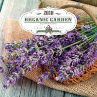 2018 Organic Garden Wall Calendar