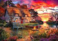 evening-summer-cottage