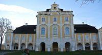Vilémovský zámek...