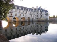 Chateau of Chenonceau, Loire Valley, France