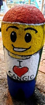 Street Art 3, S.Giovanni in Persiceto, (BO), Italy
