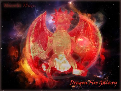 Fire Dragon Galaxy (Small)