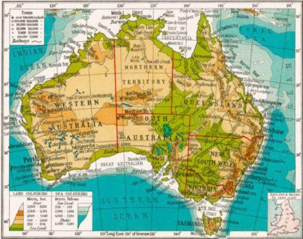 Australia Map Jigsaw.Solve Vintage Australia Map Jigsaw Puzzle Online With 130 Pieces