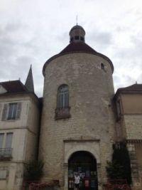 tower 12 th century  Vermenton