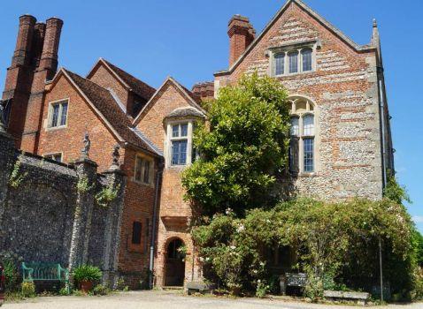 Greys Court, Oxfordshire.