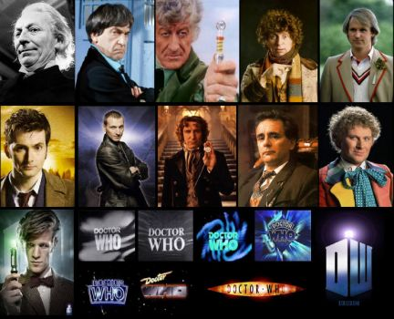 all the doctors, doctor who