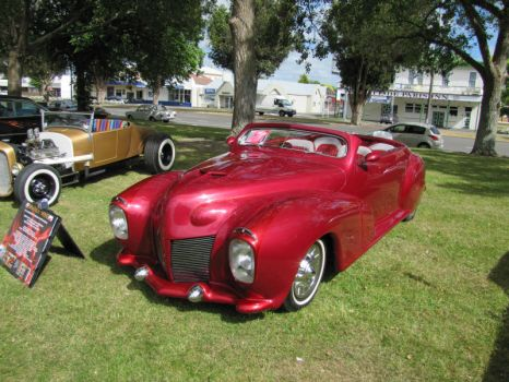"Our 1940 Merc ""Brandy wine""-"