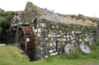 Old Water Mill, Skye